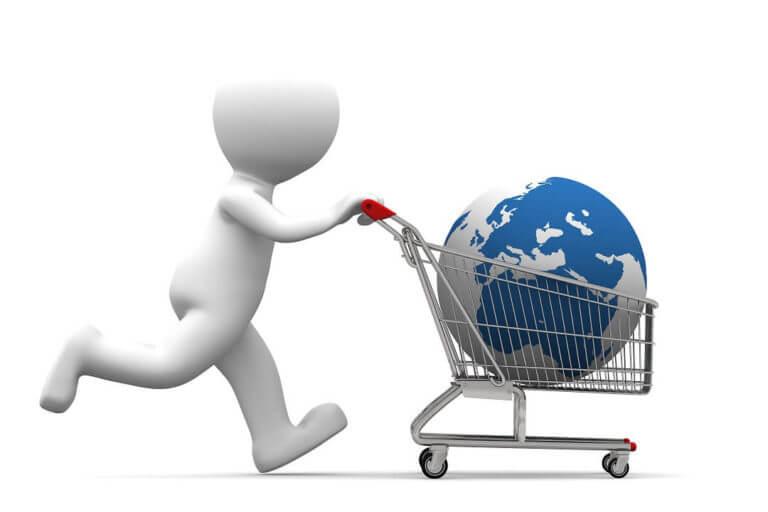 Build ecommerce website for online shopping