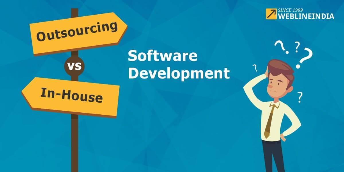 Outsourcing Software Development versus In-House Software Development