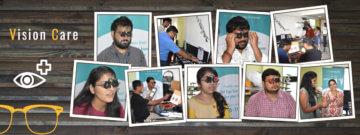 Eye Check-up Camp At WeblineIndia